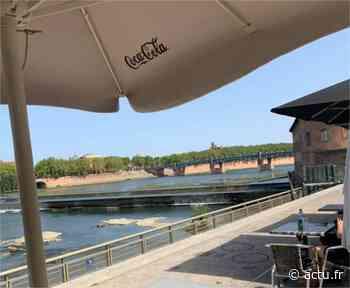 Toulouse. La guinguette de Saint-Cyprien, avec l'une des plus belles vues sur Garonne, est ouverte - actu.fr