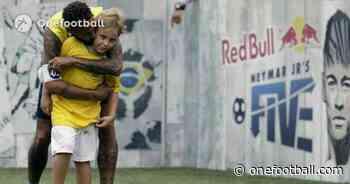 Neymar macht es vor: Vaterliebe kann manchmal echt ätzend sein 🤣 - Onefootball