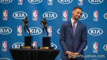 Where Steph Curry's back-to-back MVPs rank among 2010s award winners