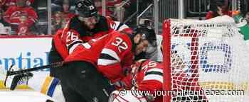 Les Devils espéreront une victoire des Canucks