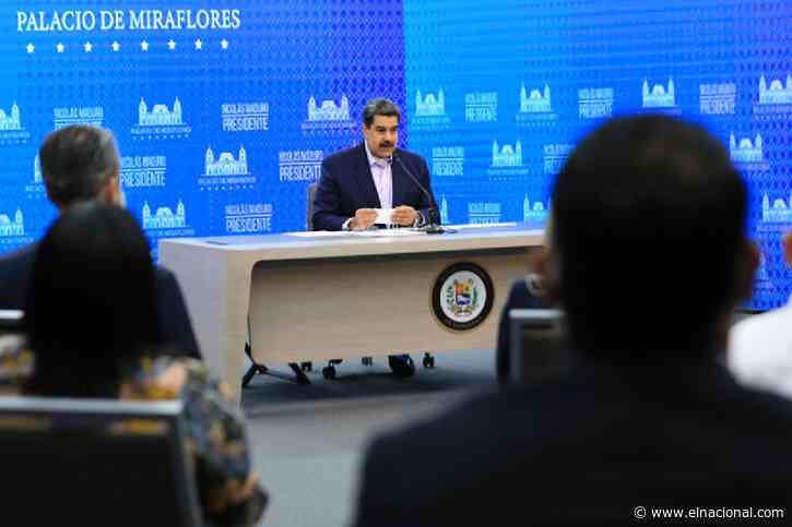 Maduro anunció nuevo esquema de precios y participación para la gasolina