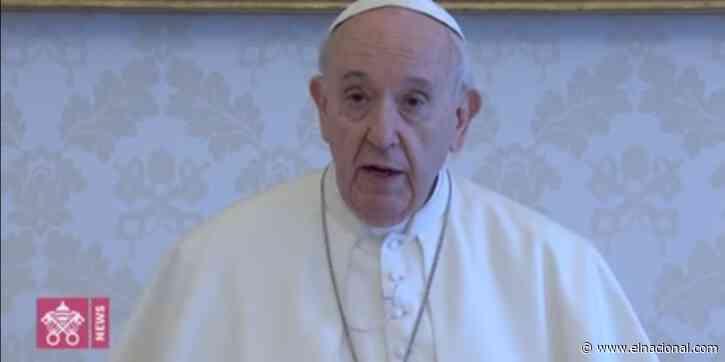 """Mensaje del Papa por Pentecostés: """"Después de la pandemia todo será distinto"""""""
