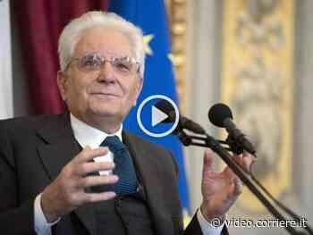Rivoli, dall'ospedale un video per Mattarella. E il Capo dello Stato risponde - Corriere TV