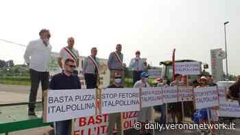 Rivoli, la Provincia archivierà le diffide a Italpollina - Daily Verona Network