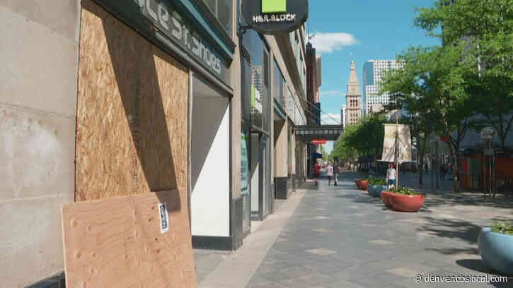 16th Street Mall Store Owner Tired Of Trying To Protect His Business From Looters