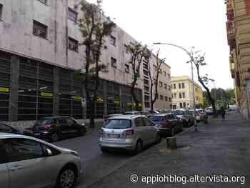 Via Pozzuoli, dopo la strage degli alberi la riduzione dei marciapiedi? - Appioh appio latino tuscolano