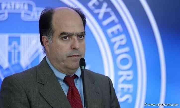 Acusan al régimen de Maduro de promover planes desestabilizadores en Estados Unidos