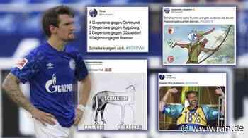 Hohn und Spott: Netzreaktionen zum Schalke-Debakel gegen Werder Bremen - RAN