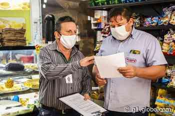 Santa Bárbara d'Oeste autoriza abertura de comércios e shoppings - G1