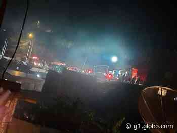Incêndio destrói barraco em comunidade de Piracicaba - G1