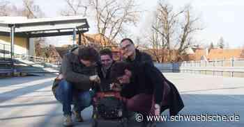 Never Regret spielt beim Autokino in Ellwangen - Schwäbische