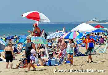 Misquamicut opens its gates Monday as Rhode Island begins Phase 2 of restarting economy - The Westerly Sun