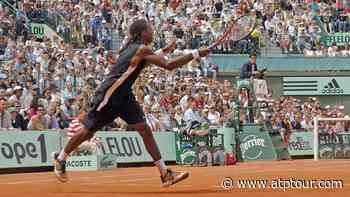 How Gael Monfils Made A Fan From A Foe While Making History At Roland Garros - ATP Tour