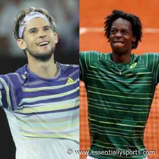 Dominic Thiem And Gael Monfils Set To Highlight A Tennis Event Amidst Coronavirus Pandemic - Essentially Sports