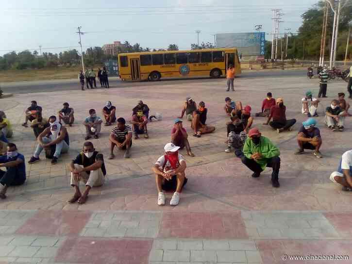Al menos 200 personas fueron retenidas en Cumaná por incumplir con la cuarentena