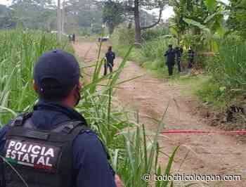 Era de Orizaba ejecutado encontrado en Fortín. - todochicoloapan.com