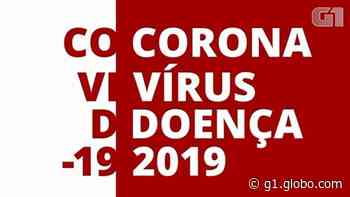 Prefeito e secretário de obras de Araripina testam positivo para o novo coronavírus - G1