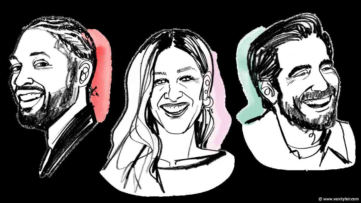 What Sarah Jessica Parker, Dwyane Wade, and More Are Watching Now - Vanity Fair