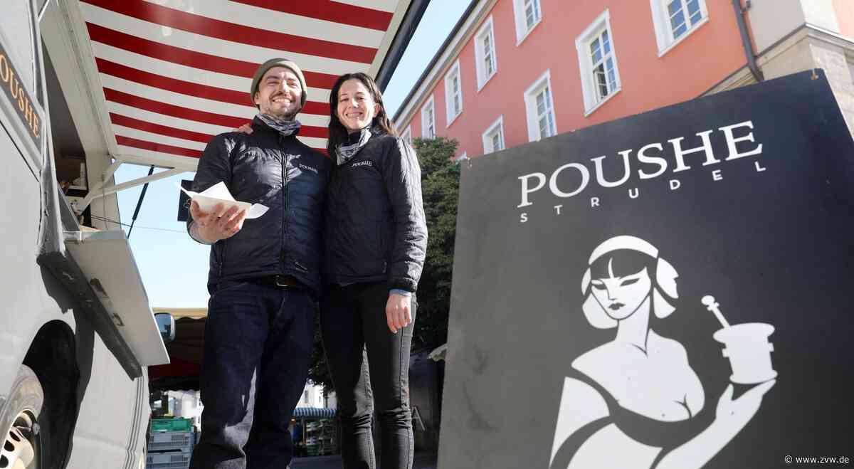 Vanias verkauft bulgarischen Strudel nach Omas Rezept - eine europäische Familiengeschichte - Schorndorf - Zeitungsverlag Waiblingen