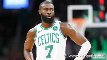 George Floyd death: Celtics' Jaylen Brown drove 15 hours from Boston to Atlanta to lead peaceful protest