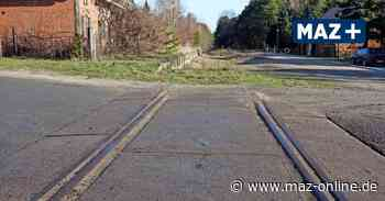 Wittstock - Wittstock-Mirow: Radweg kann wieder zur Bahnstrecke werden - Märkische Allgemeine