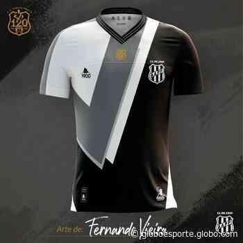 Ponte Preta revela nova camisa desenhada e escolhida pela torcida em concurso; veja - globoesporte.com