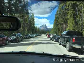 Attractions at Banff National Park to see smaller crowds but also limited access - Calgary Herald