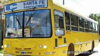 Santo Tomé sigue sin transporte público de pasajeros - Telefe Santa Fe