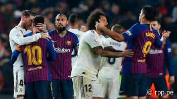 """Cambió el Barza por el Madrid y no se arrepiente: """"Soy extremadamente feliz por la decisión que tomé"""" - RPP"""