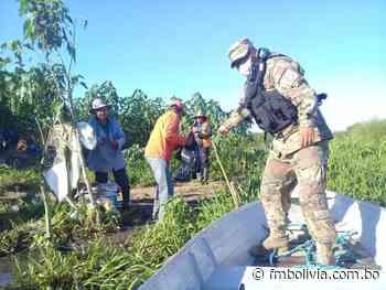 Velando por las familias más necesitadas en Puerto Quijarro - fmbolivia.com.bo