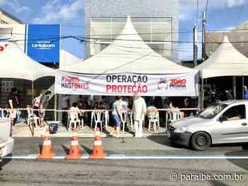 Barreiras sanitárias detectam 55 pessoas com Covid-19 em Mangabeira - Portal PARAIBA.COM.BR - Paraiba.com.br