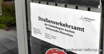 Ab 8. Juni: Straßenverkehrsamt in Monschau öffnet wieder - Aachener Zeitung