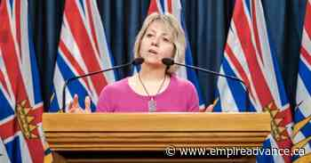 B.C. reports 11 new COVID-19 cases, bans overnight summer camps - Virden Empire Advance