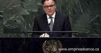UN sets pandemic voting rules for Canada's Security Council campaign - Virden Empire Advance