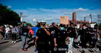 Chief: Most arrested at Detroit protest are not from city - Virden Empire Advance