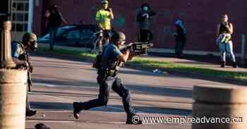 Minneapolis protest misinformation stokes racial tensions - Virden Empire Advance