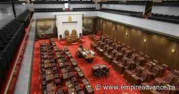 Senate joins House of Commons in extending suspension until mid-June - Virden Empire Advance