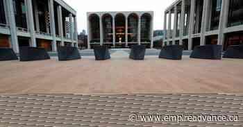 Lincoln Center artistic director leaving during shutdown - Virden Empire Advance