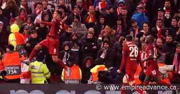 Police want Liverpool's title decider in neutral stadium - Virden Empire Advance
