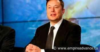 Tesla's Musk earns $770M in stock options, company confirms - Virden Empire Advance