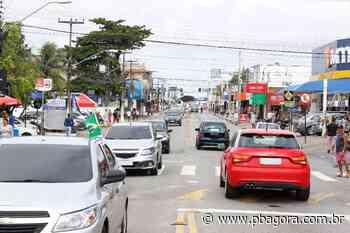Um dia após fim de barreiras sanitárias, bairro de Mangabeira registra ruas cheias - PBAGORA - A Paraíba o tempo todo