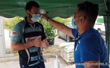 La spallata del Foligno Rugby al coronavirus: ripresi in sicurezza gli allenamenti - Rgunotizie.it