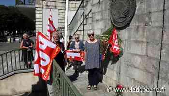 Saint-Gaudens. À la mémoire du Conseil National de la Résistance - LaDepeche.fr