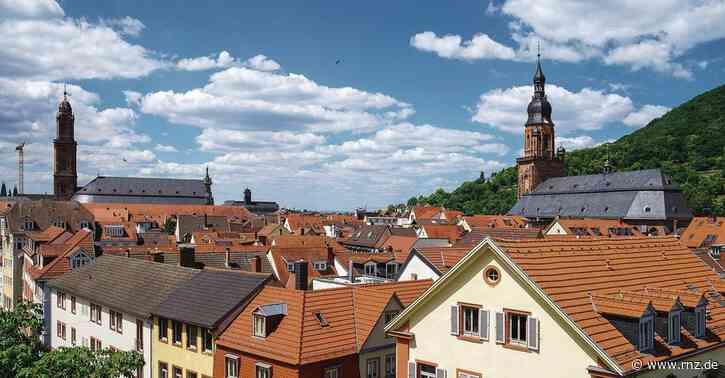 Heidelberg:  Wie sich der Heilige Geist verdoppelt hat
