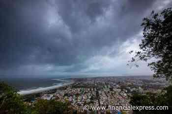 Overnight rain, gusty winds bring mercury down in Delhi