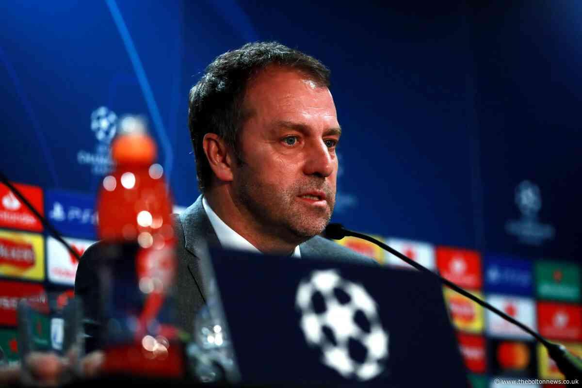 Hans-Dieter Flick hails relentless Bayern Munich after thumping win - The Bolton News