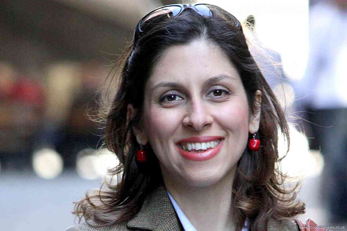Nazanin Zaghari-Ratcliffe has gone through psychological torture, says husband - The Bolton News