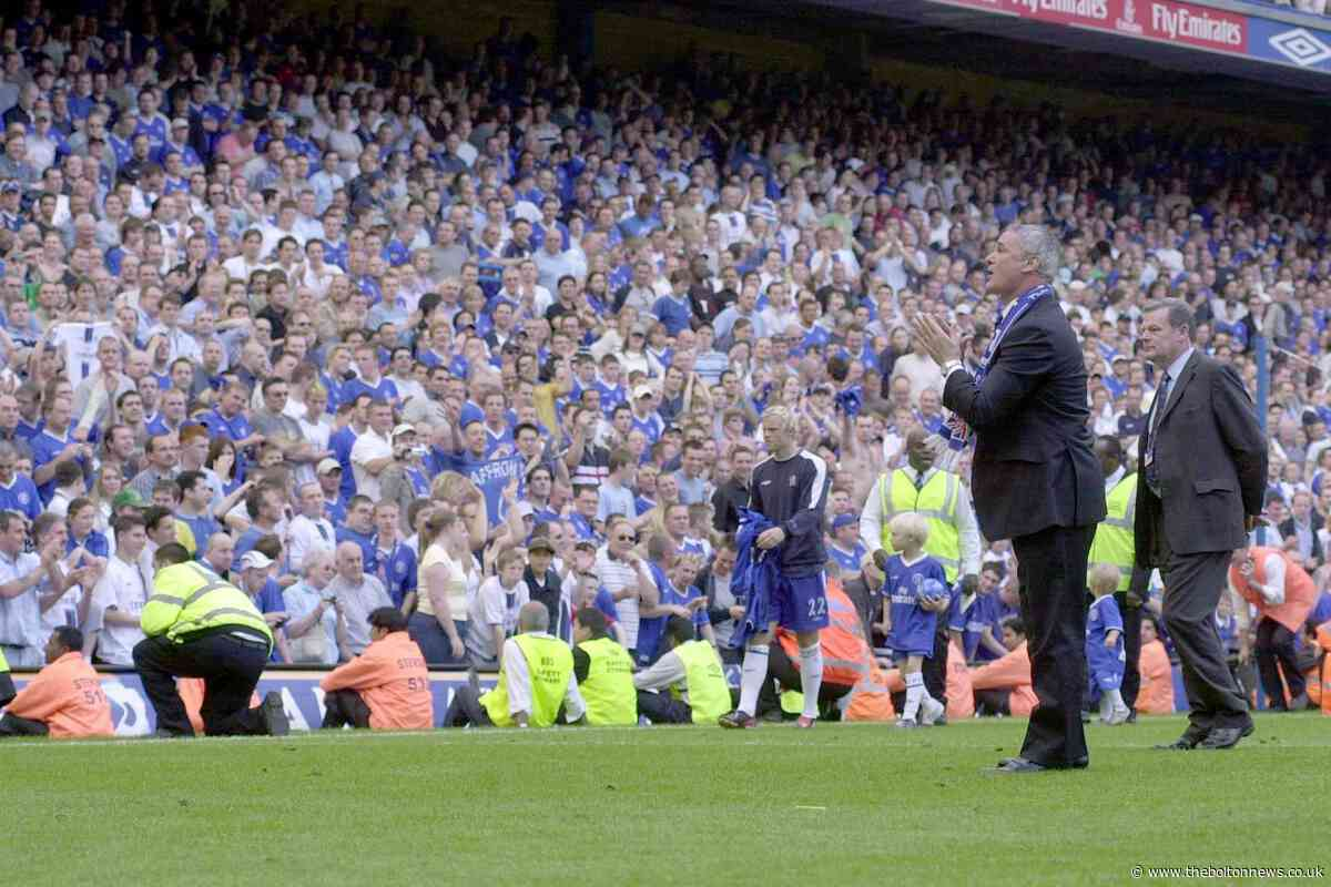 On this day in 2004: Claudio Ranieri leaves Chelsea - The Bolton News