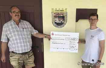 Fußballer spenden für kranke Kinder - Pfarrkirchen - Passauer Neue Presse