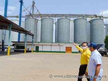 Activan silos con 40 mil toneladas de almacenamiento en Calabozo - Últimas Noticias
